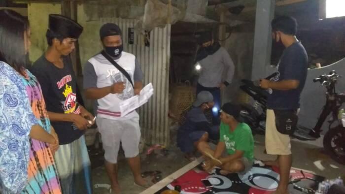 Polres Lombok Tengah Tangkap Penjual dan Pembeli Sabu