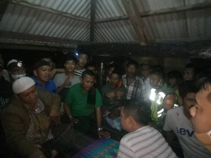 Sadis, Pelaku Curas di Lombok Tengah Tebas Tangan Korban