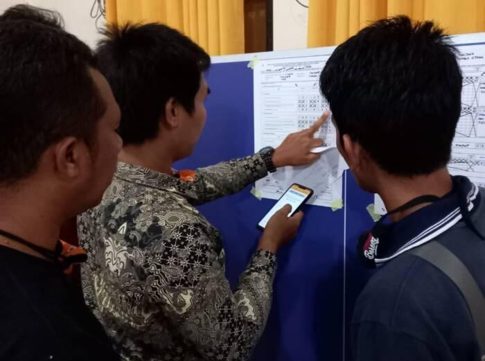 Pilkada KLU: KPU Gelar Simulasi Perhitungan Sistem Informasi Rekapitulasi Elektronik